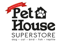 Pet House Superstore Logo
