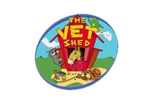 The Vet Ched Logo