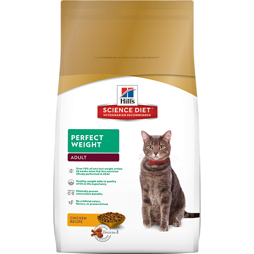 Hill's Science Diet Adult Perfect Weight Cat Food