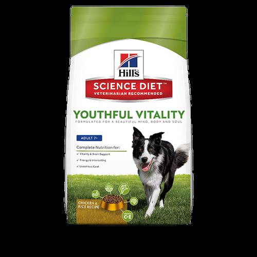 Breakthrough Dog Food Ingredients