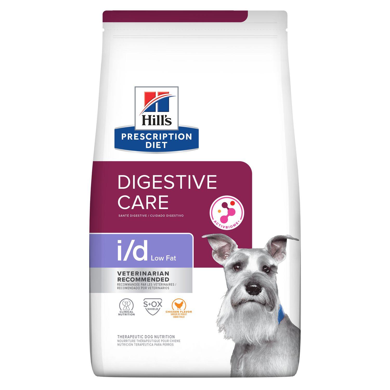Hill S Prescription Diet I D Low Fat Canine Dry