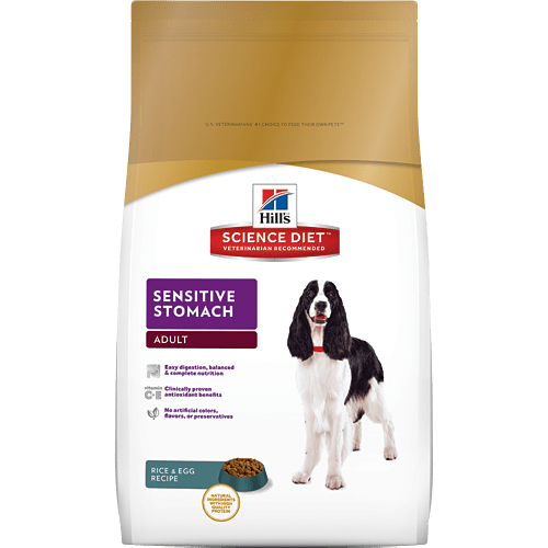 Dog Food Reviews For Sensitive Stomach