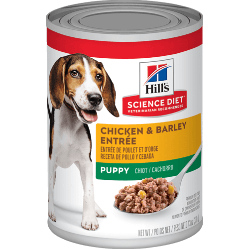 Wet Puppy Food